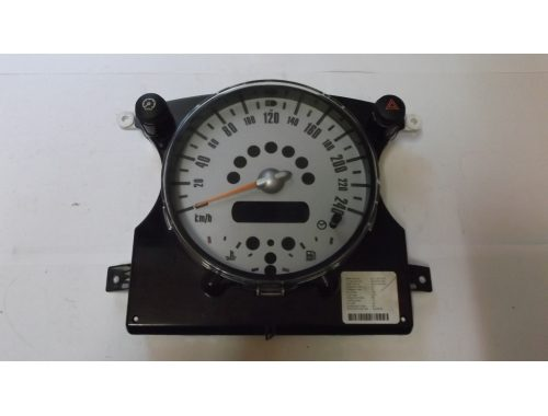 Quadro Strumenti Mini Cooper One