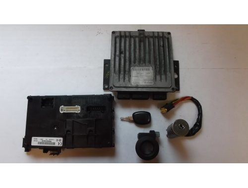 Kit Centralina Completo Renault Clio